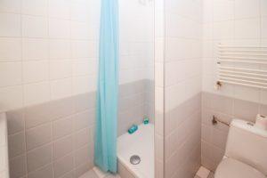 łazienkowa kabina prysznicowa